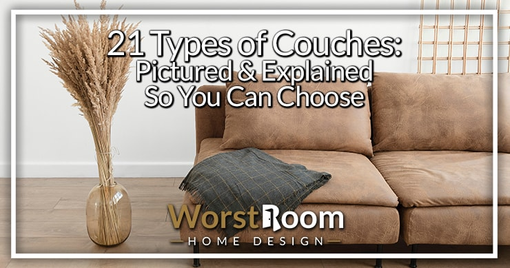 types of couches