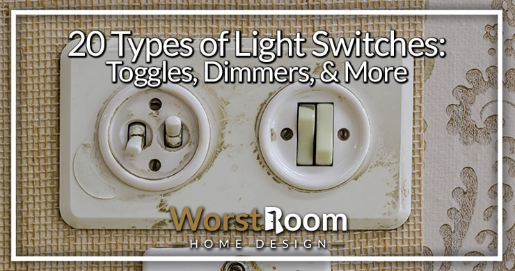 types of light switches