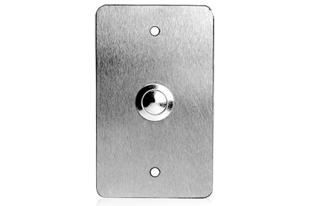 a vandal proof light switch is made of very sturdy metal to stop bad people from tampering with them