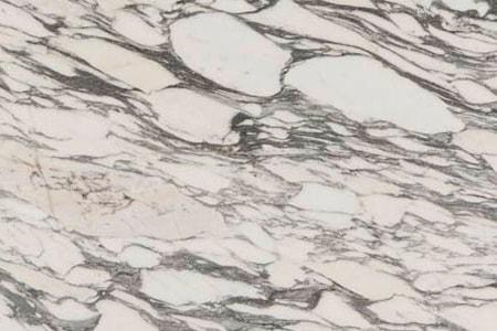 arabescato breccia white marble
