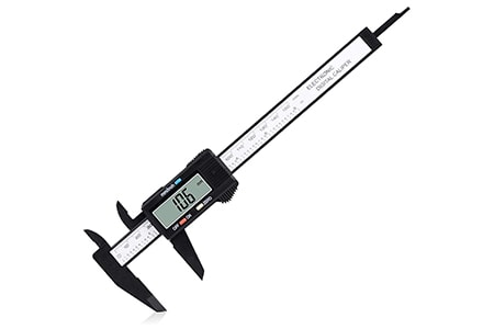 calipers especially digital calipers are a great measuring tool for checking the distance between two stairs