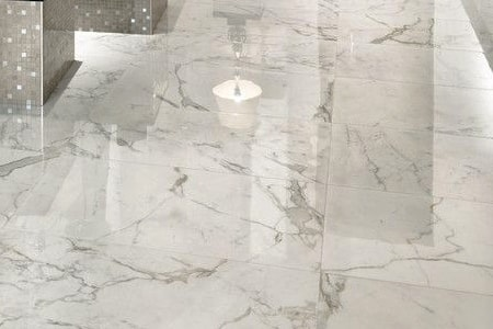 marble tiles are luxury flooring tile types that can be fairly expensive