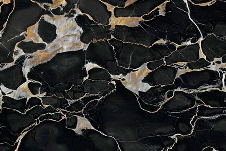 portoro black marble