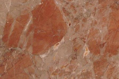 rojo coralito red marble