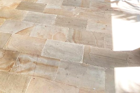 sandstone types of tile come from sand and quartz