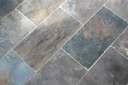 slate tiles are types of tiling that come from natural mineral deposits