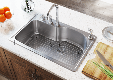 a topmount sink is probably the most common of the different types of bathroom sinks especially seen in a lot of older homes and apartments