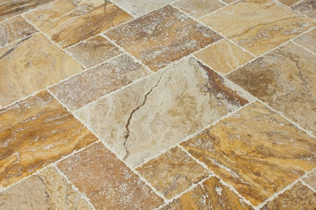 travertine tile types have a very attractive look to them