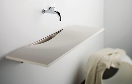a washplane sink is one of the coolest and most modern of the bathroom sink styles and are often of the minimalist design philosophy