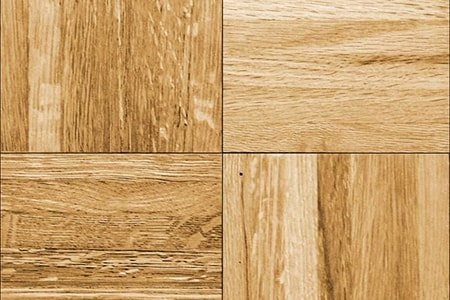 wooden tiles are the newest type on the market and blend affordability with durability