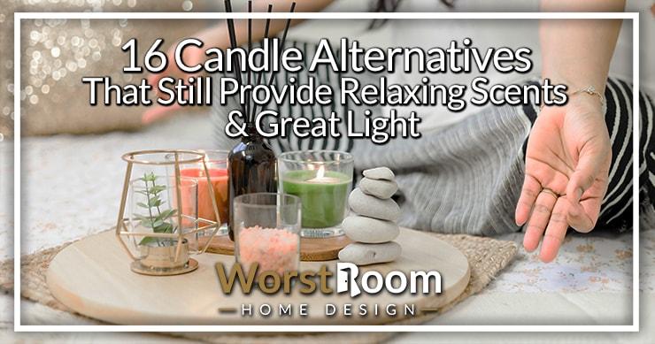 candle alternatives