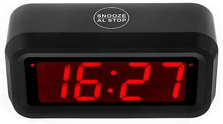 battery powered clock with a digital face are among the most common types of clocks in the modern world