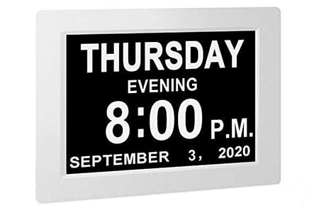 calendar clocks are different types of clocks that place the emphasis on the date more so than the time