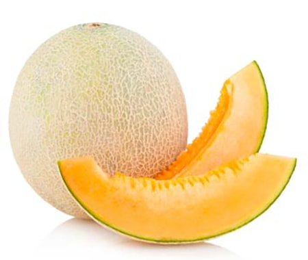 among the different types of cantaloupe the european cantaloupe is what's considered the truest variety