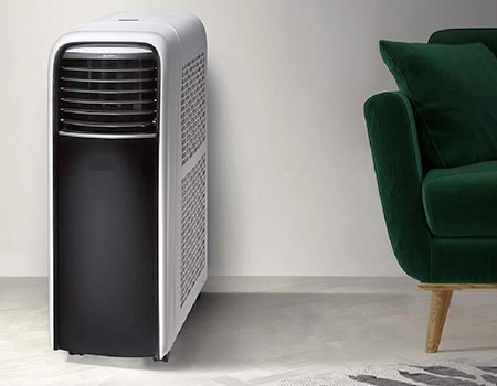 floor mounted cabinet air conditioner are great air conditioner types for single rooms you spend a lot of time in