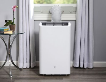 floor mounted column air conditioner can pump some massive volume of air compared to other types of AC units