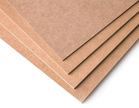 hdf high density fiberboard is a strong and lightweight plywood alternative
