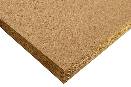 of all the alternatives to plywood, particle board is a readily available and cheap option