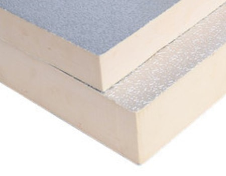 polyurethane board is a decent plywood substitute if you don't need to worry about strength as much