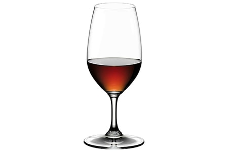 the port wine glass is on the smaller side of the wine glasses types