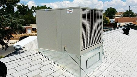 swamp cooler air conditioner