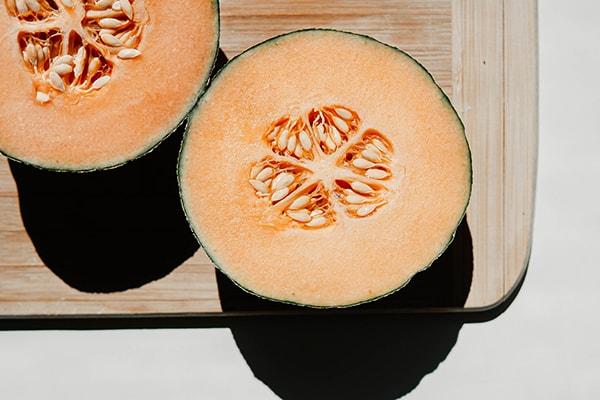 types of cantaloupe
